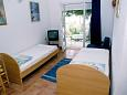 Bedroom - Studio flat AS-300-a - Apartments Baška Voda (Makarska) - 300