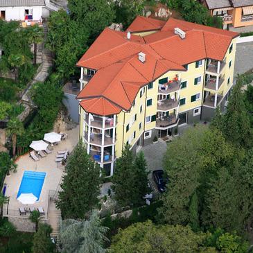 Opatija, Opatija, Property 3013 - Apartments with pebble beach.