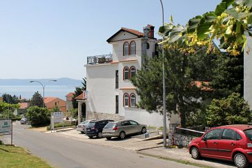 Property Crikvenica (Crikvenica) - Accommodation 3026 - Rooms with pebble beach.