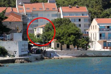 Property Drvenik Donja vala (Makarska) - Accommodation 303 - Apartments near sea with pebble beach.