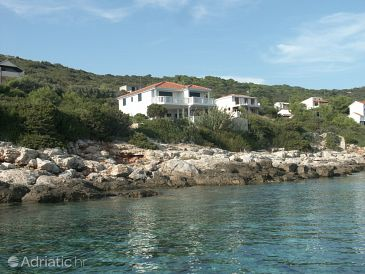 Property Milna (Vis) - Accommodation 3036 - Apartments near sea with rocky beach.