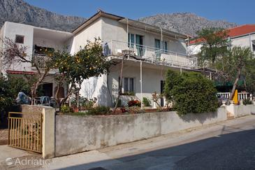 Drvenik Donja vala, Makarska, Property 304 - Apartments blizu mora with pebble beach.
