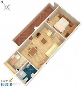 Apartment A-3042-a - Apartments Mali Lošinj (Lošinj) - 3042