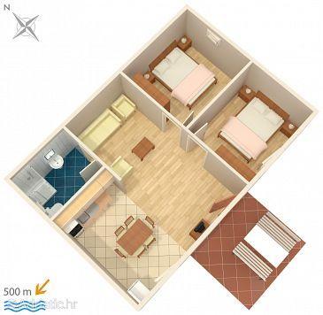 Apartment A-3042-c - Apartments Mali Lošinj (Lošinj) - 3042