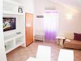 Living room - Apartment A-3044-d - Apartments Mali Lošinj (Lošinj) - 3044