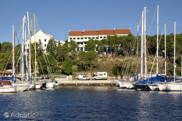 Property Milna (Brač) - Accommodation 3066 - Apartments near sea.