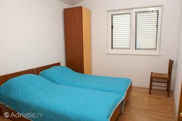 Milna, Bedroom u smještaju tipa room, dostupna klima i WIFI.