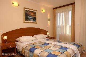 Seget Vranjica, Bedroom u smještaju tipa room, dostupna klima, dopusteni kucni ljubimci i WIFI.