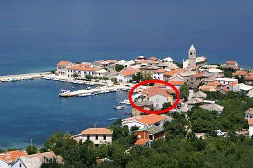 Vinjerac, Zadar, Property 3093 - Apartments blizu mora with sandy beach.