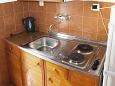 Kitchen - Apartment A-310-a - Apartments Igrane (Makarska) - 310