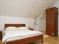 Bedroom 1 - House K-3101 - Vacation Rentals Sumartin (Brač) - 3101