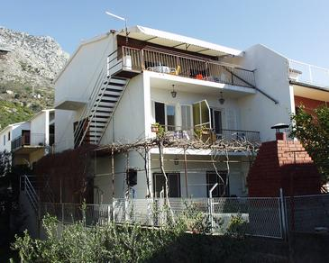 Podaca, Makarska, Property 313 - Apartments blizu mora with pebble beach.