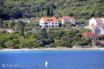 Property Žrnovska Banja (Korčula) - Accommodation 3151 - Apartments near sea with pebble beach.
