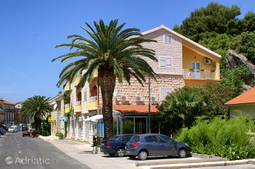 Property Trpanj (Pelješac) - Accommodation 3162 - Apartments near sea with pebble beach.