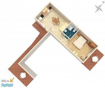 Apartment A-3167-c - Apartments Mlini (Dubrovnik) - 3167