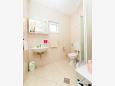 Bathroom - Studio flat AS-3176-a - Apartments Bosanka (Dubrovnik) - 3176