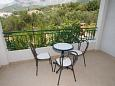 Terrace - Apartment A-318-a - Apartments Tučepi (Makarska) - 318