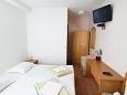 Bedroom - Apartment A-3182-b - Apartments Mlini (Dubrovnik) - 3182