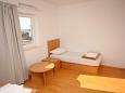 Bedroom - Room S-3186-b - Rooms Gradac (Makarska) - 3186