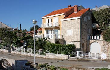 Obiekt Plat (Dubrovnik) - Zakwaterowanie 3189 - Willa ze żwirową plażą.