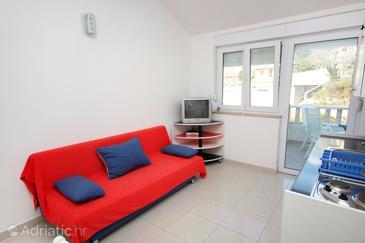 Apartment A-3191-c - Apartments Nemira (Omiš) - 3191