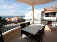 Balcony - Apartment A-3193-g - Apartments Tučepi (Makarska) - 3193