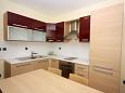 Kitchen - Apartment A-3193-g - Apartments Tučepi (Makarska) - 3193
