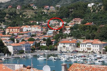 Property Palit (Rab) - Accommodation 3195 - Apartments and Rooms in Croatia.