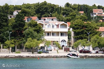Property Tisno (Murter) - Accommodation 3222 - Apartments near sea with pebble beach.
