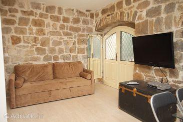 Split, Living room u smještaju tipa studio-apartment.