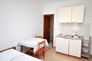 Studio flat AS-3257-a - Apartments Rtina - Miletići (Zadar) - 3257