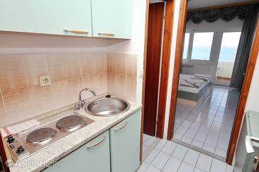 Studio flat AS-3257-d - Apartments Rtina - Miletići (Zadar) - 3257