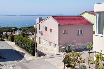 Property Petrčane (Zadar) - Accommodation 3270 - Apartments near sea.