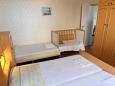 Bedroom 1 - Apartment A-3273-b - Apartments Sukošan (Zadar) - 3273