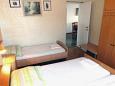 Bedroom 2 - Apartment A-3273-b - Apartments Sukošan (Zadar) - 3273