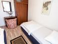 Bedroom 2 - Apartment A-3275-b - Apartments Petrčane (Zadar) - 3275