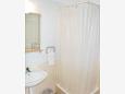 Bathroom - Studio flat AS-3282-b - Apartments Biograd na Moru (Biograd) - 3282