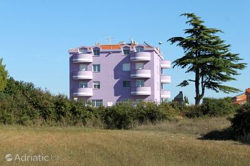 Valbandon, Fažana, Property 3293 - Apartments with pebble beach.