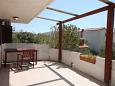 Terrace - Apartment A-3304-b - Apartments Metajna (Pag) - 3304