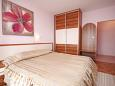 Bedroom - Room S-3322-c - Apartments and Rooms Seline (Paklenica) - 3322