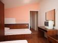 Bedroom - Studio flat AS-3330-c - Apartments Drašnice (Makarska) - 3330