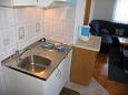 Kitchen - Apartment A-334-b - Apartments Kraj (Pašman) - 334