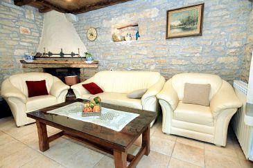 House K-3353 - Vacation Rentals Zgrabljići (Središnja Istra) - 3353