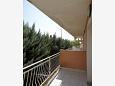 Balcony - Apartment A-3361-e - Apartments Novigrad (Novigrad) - 3361