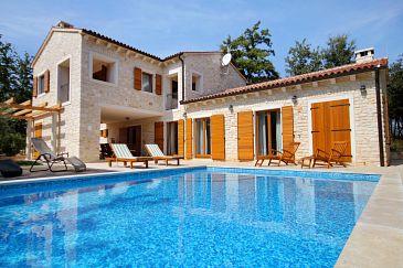 Karigador, Novigrad, Property 3362 - Vacation Rentals u Hrvatskoj.