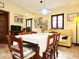 Dining room - House K-3365 - Vacation Rentals Novigrad (Novigrad) - 3365