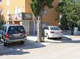 Parking lot Rovinj (Rovinj) - Accommodation 3368 - Apartments with pebble beach.
