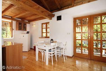 House K-3375 - Vacation Rentals Uvala Grebišće (Hvar) - 3375