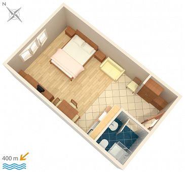 Studio flat AS-3378-d - Apartments Pula (Pula) - 3378