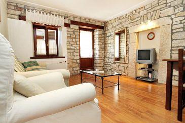 Pilkovići, Living room u smještaju tipa apartment, dostupna klima, dopusteni kucni ljubimci i WIFI.